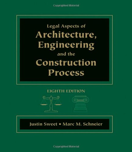 Legal Aspects of Architecture, Engineering & the...