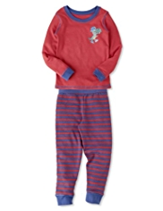 Dinosaur Thermal Top & Trousers Set