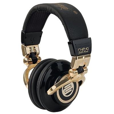 Reloop RHP-10 Gold Rush Professional DJ Headphones