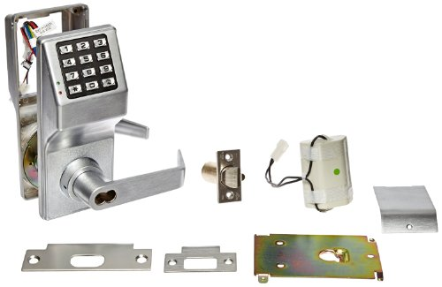 alarm lock trilogy t2 100 user weatherproof interchangeable core electronic digital keypad. Black Bedroom Furniture Sets. Home Design Ideas
