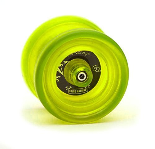 YoYo Factory Grind Machine – EdgeGlow Yellow by YoYoFactory bestellen