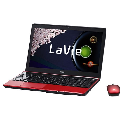 LaVie S LS550/RSR PC-LS550RSR