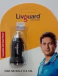 LivGuard Mobile Phone Single USB Car Charger LIV-CC01 by Luminous