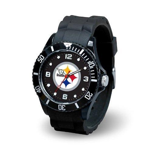 Pittsburgh Steelers Nfl Men'S Sparo Spirit Team Watch