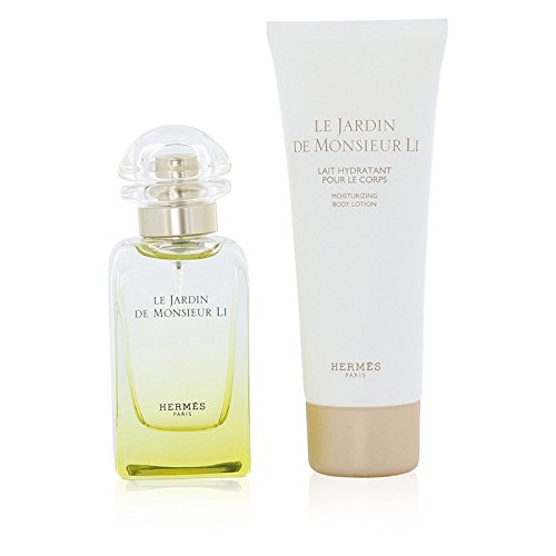 Hermès Le Jardin de Monsieur Li Set mit Body Lotion 50ml + 75ml