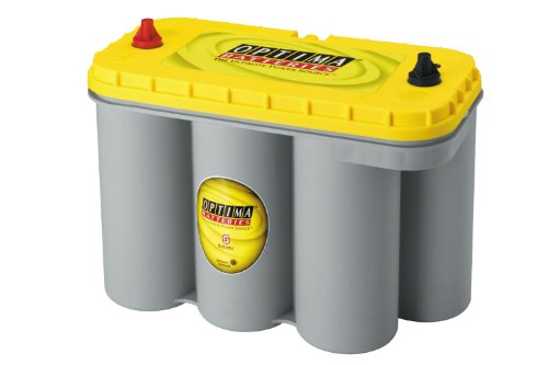 Optima Batteries 8050-160-FFP D31T YellowTop Dual Purpose Battery