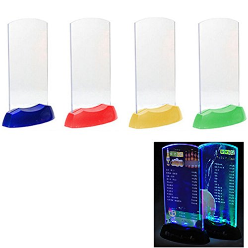 Night Light Display Stand