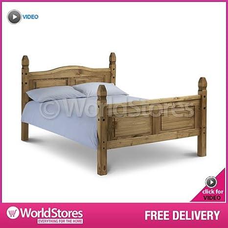 WorldStores - Accesorio de colchón, 150 x 200 cm (MEXICAN-K)