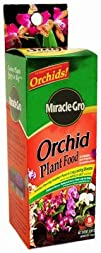 Scotts Miracle Gro 100199 8-Oz. 30-10-10 Orchid Plant Food