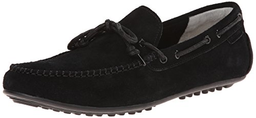 Cole Haan Men's Grant LTE Slip-On Loafer, Black Suede/Black, 10 M US (Cole Haan Grant Lte compare prices)