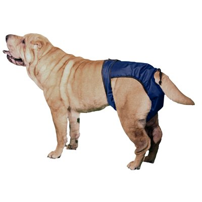 Snuggease Washable Dog Diaper - Large front-592842