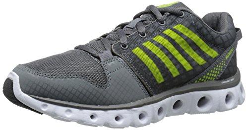 K-Swiss Ks X Lite St Cmf, Sneaker uomo grigio Size: EU 44 (UK 9.5)