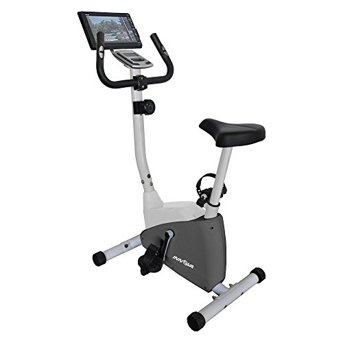Innova Fitness Upright Bike with Tablet Holder