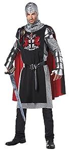 California Costumes Men's Renaissance Medieval Knight Ren Faire Costume from California Costumes