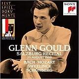 Glenn Gould Salzburg Recita