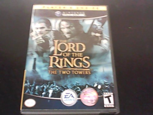 Lord Of The Rings The Two Towers - Gamecube front-266677
