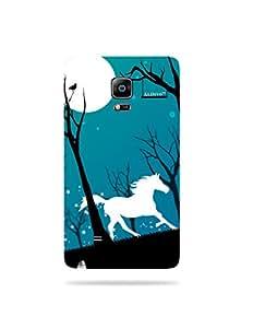 alDivo Premium Quality Printed Mobile Back Cover For Samsung Galaxy Note Edge / Samsung Galaxy Note Edge Back Case Cover (MKD169)