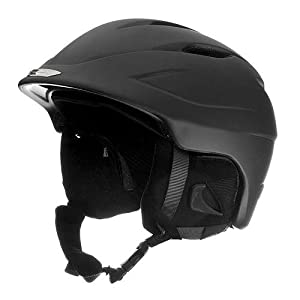 Giro Seam Snow Helmet, Matte Brown Urbanity, Small