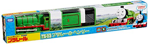 THOMAS & FRIENDS: TS-03 Plarail Henry (Model Train) by Takara Tomy