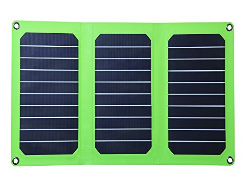 PowerGreen-21W-Solar-Emergency-Charger-with-USB-Port-for-iPhone-66-Plus-iPad-Air-2mini-3-Galaxy-S6S6-Edge-and-More-Green