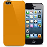 KAYSCASE Slim Hard Shell Cover Case for Apple new iPhone 5 / iPhone 5S, Retail Packaging with Screen Protector (Clear)