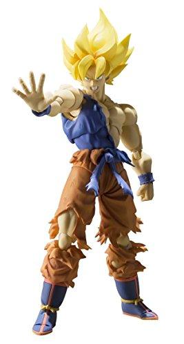 Bandai Dragon Ball Son Goku Awakening Shf Figuarts Disponibile Subito