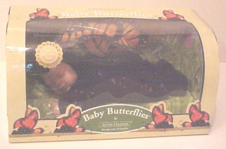 Anne Geddes Baby Butterflies Doll Black - Buy Anne Geddes Baby Butterflies Doll Black - Purchase Anne Geddes Baby Butterflies Doll Black (Anne Geddes, Toys & Games,Categories,Dolls)