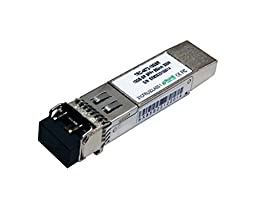 SFP+ Transceiver, Multimode, 300M 10GBASE-SR, LC Connector, Cisco Compatible