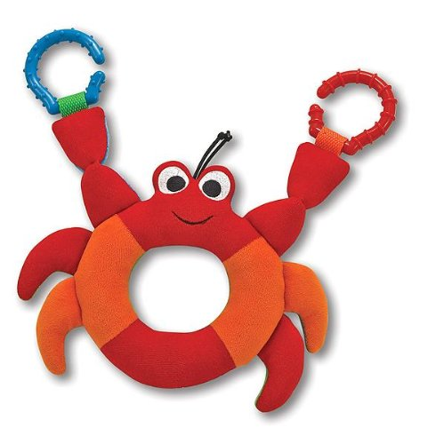 Melissa & Doug Linking Crab - 1
