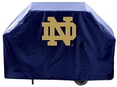 Holland Bar Stool Gc-Nd-Nd Notre Dame (Nd) Grill Cover