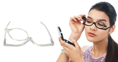 Schminkbrille Klar Sehstärke 3,5
