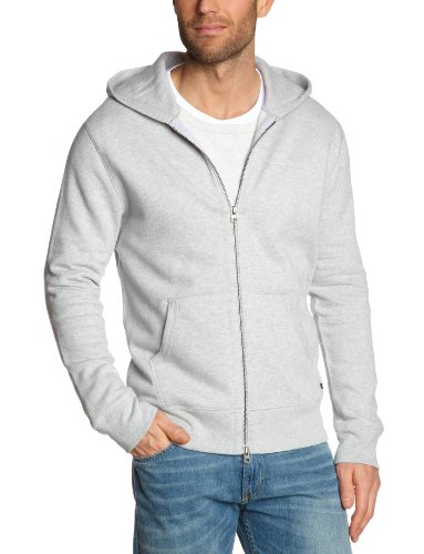 Levi's Men's Levi's New Simple Fleece 6538500 Sweatshirt Grey (Medium Grey Heather 0003) 50
