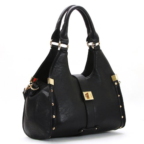 robert-matthew-stella-satchel-tote-black