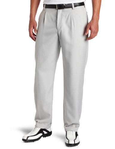 Nike Golf Men's Tour Pleated Pant (Granite, 34X34)