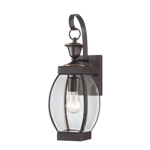 Quoizel OAS8406ZFL Oasis Outdoor Lantern by Quoizel (Quoizel Oasis compare prices)