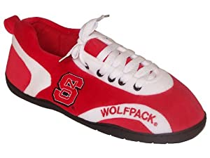 Comfyfeet North Carolina State Wolfpack All Around Slippers by Comfy Feet