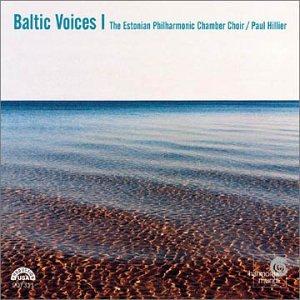 Baltic Voices 1 / Kreek Sandstrom / Rautavaara / Part / Vasks