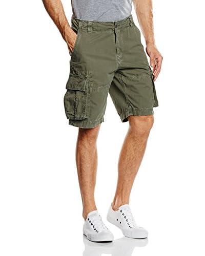 Trussardi Jeans 52B80Z49, Pantaloncini Uomo, Blu (48 Blu), 46 khaki