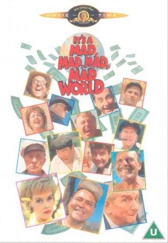 Its A Mad Mad Mad Mad World [DVD] [1963]