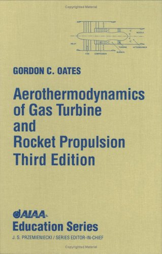 Aerothermodynamics of Gas Turbine and Rocket Propulsion Dias y Dias de Poesia