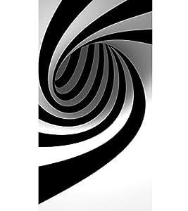 EPICCASE Black N White illustion Mobile Back Case Cover For LG G3 Beat (Designer Case)