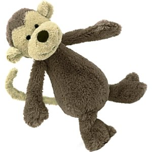 Puddle Monkey Small 8 Jellycat