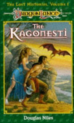 Kagonesti : A Story of the Wild Elves, DOUGLAS NILES