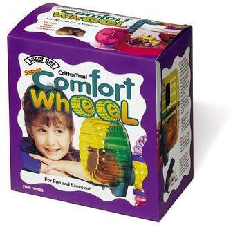 Crittertrail Snap On Comfort Wheel