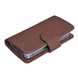 DSR Pu Leather case cover for Micromax Unite 2 A106