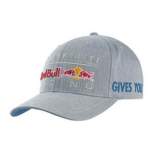 Red Bull Racing Grey Team Hat