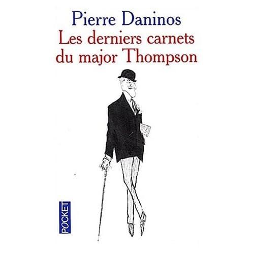 Les Derniers Carnets du Major Thompson, Pierre Daninos 41E1NJ50BXL._SS500_