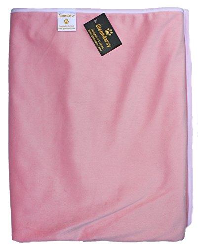 Glenndarcy-Dog-Pants-Schutzhosen-Wasserdicht-Luxus-Minkie-Decken-Fr-inkontinente-HundeWet-Hunde-in-AutosMbel-Cover