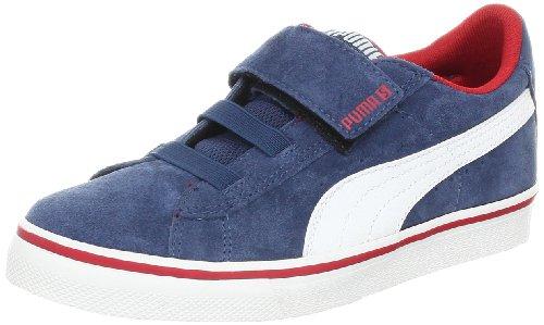 dc6387c3963ca PUMA S Vulc V Kids Sneaker (Toddler Little Kid Big Kid) - Import It All
