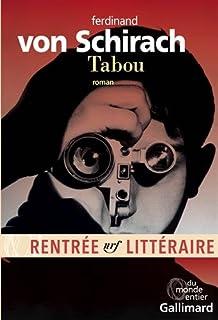Tabou : roman